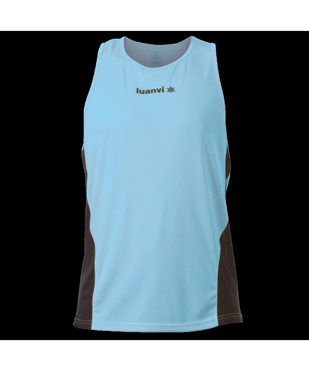 Luanvi Play Camiseta de Tirantes Deportiva de Baloncesto Unisex Adulto